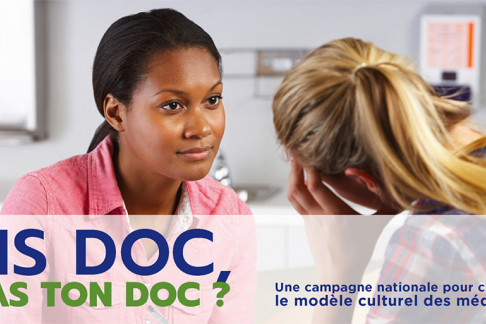 "Campagne ""Dis doc, t'as ton doc ?"""